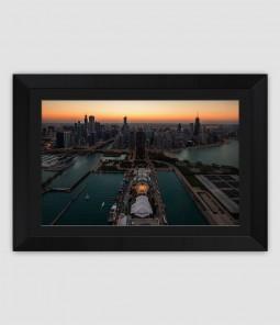 NavyPier_Lights_Shop_Framed