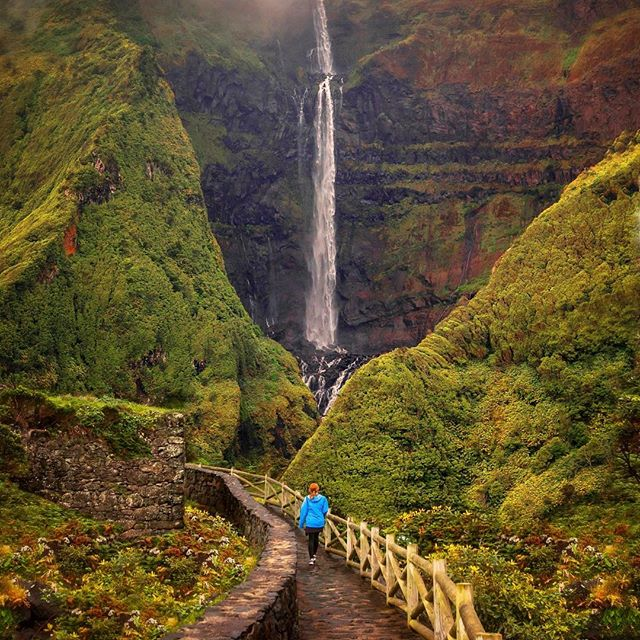 Life is but a dream, while exploring the Azores.